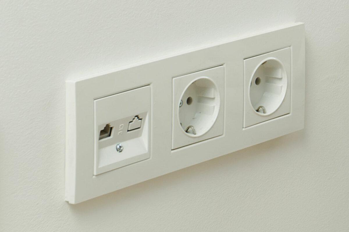 elektro l tkes e masters wietmarschen netzwerksteckdose. Black Bedroom Furniture Sets. Home Design Ideas